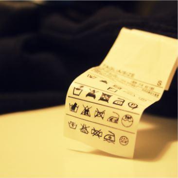 etichetta piccola