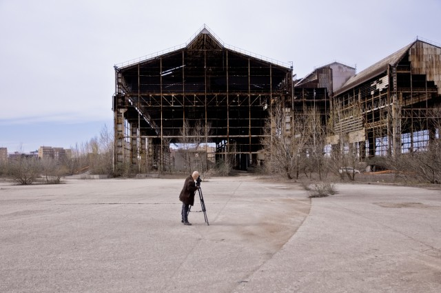 Making of (Fotografia di Umberto Gillio)